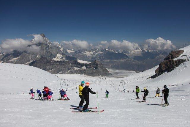Cervino Ski Paradise ti aspetta anche quest'estate