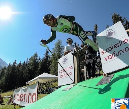 Torna la Coppa del Mondo di Sci d'erba a Santa Caterina Valfurva