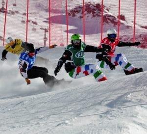 coppa mondo snowboard cross