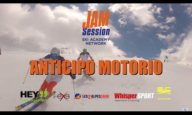 Corso di sci Check Point 2018 – 08 Anticipo motorio