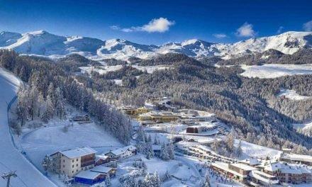 Pila, la Snowland