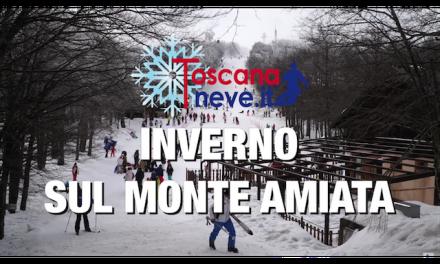 Inverno sul Monte Amiata
