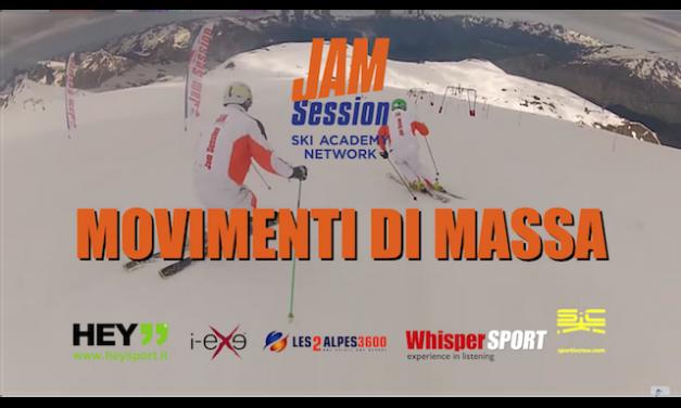 Corso di sci Check Point 2018 – 11 Movimenti di massa