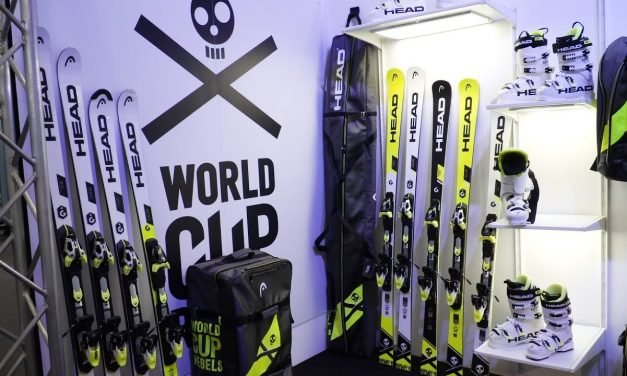 Skipass 2018 – Head race ski World Cup Rebels 2018/19