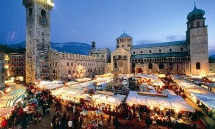 Trento, città del Natale