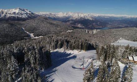 Alpe Cimbra, sciare in Trentino