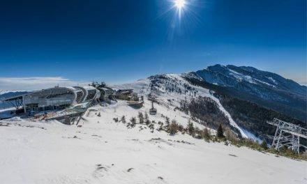 Il Monte Baldo e Rovereto