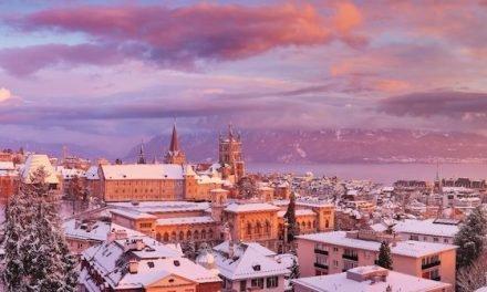 Svizzera Cantone di Vaud Natale tra mercatini e cultura