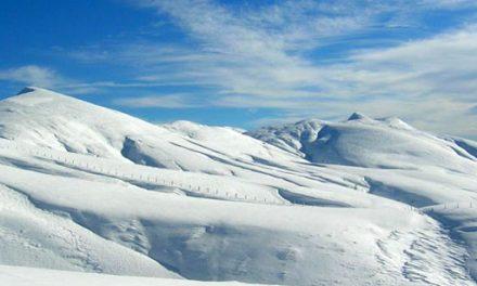 Doganaccia2000, è arrivata la neve