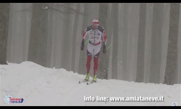 Monte Amiata, a scuola di sci nordico