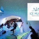 Gli 'architetti' dell'EQ Ice Dome fanno gli straordinari