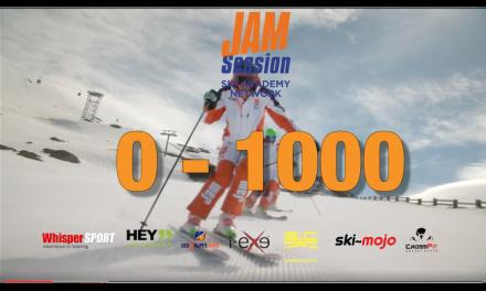 Corso di sci Check Point 2020 – 02 0-1000 1°pt