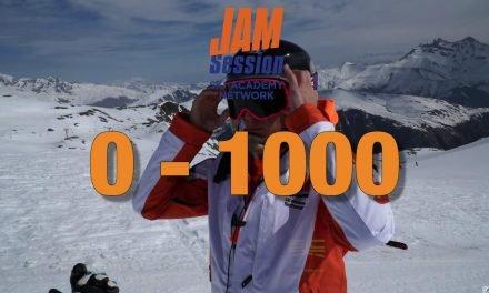 Corso di sci Check Point 2020/03 – 0-1000 2°pt