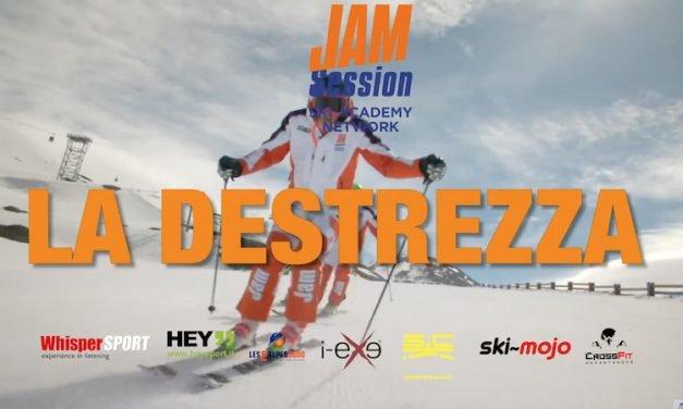 Corso di sci Check Point 2020/05 – La destrezza