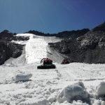 Pontedilegno-Tonale, sul Presena tornano i teloni salva-ghiacciaio