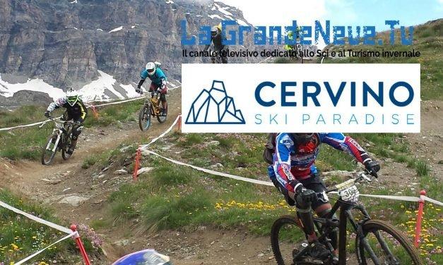 Cervino Ski Paradise: Mountain bike che passione