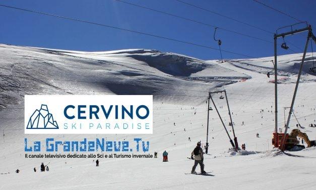 Cervino Ski Paradise, lo sci d'estate
