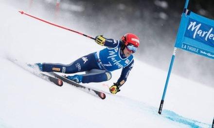 La Thuile dedica una cabina delle Funivie alla campionessa del mondo di sci Federica Brignone