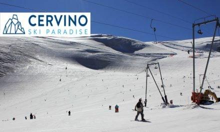 Breuil-Cervinia, si continua a sciare