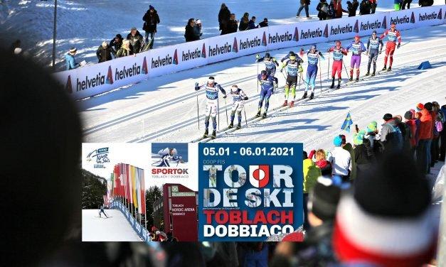 Dobbiaco, iniziato il count down per la coppa Tour de Ski 2021