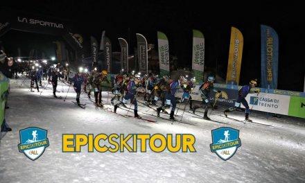 """EPIC SKI TOUR: una """"Epic Adventure"""" sul Monte Bondone"""