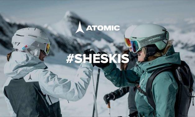 Atomic #sheskis, la libertà delle donne