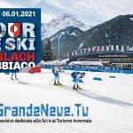 Dobbiaco fa il pieno di neve e di sport il 5 e il 6 gennaio arriva il Tour de Ski