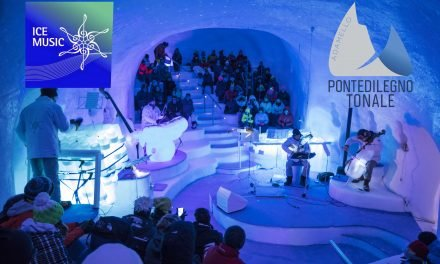 l'Ice Music Festival sul Ghiacciaio Presena vince il premio per l'idea più innovativa e sostenibile