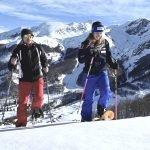 Alpi di Cuneo la bellezza del bianco
