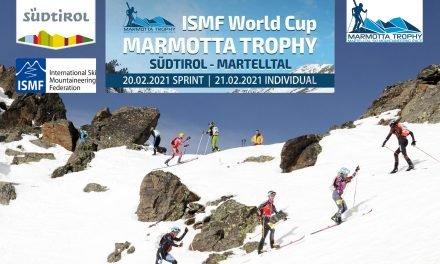 Marmotta Trophy Val Martello nel calendario ISMF
